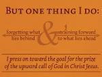 Philippians 3:1-14