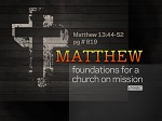 Matthew 13:44-52
